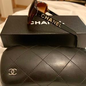CHANEL Sunnies in Excellent Condition!